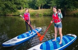Paddleboard courses in Prague