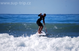 Stand up paddle boarding trips in Czech